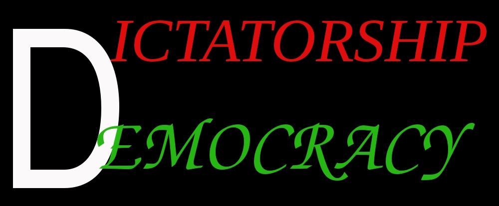 Dictatorship in Democracy