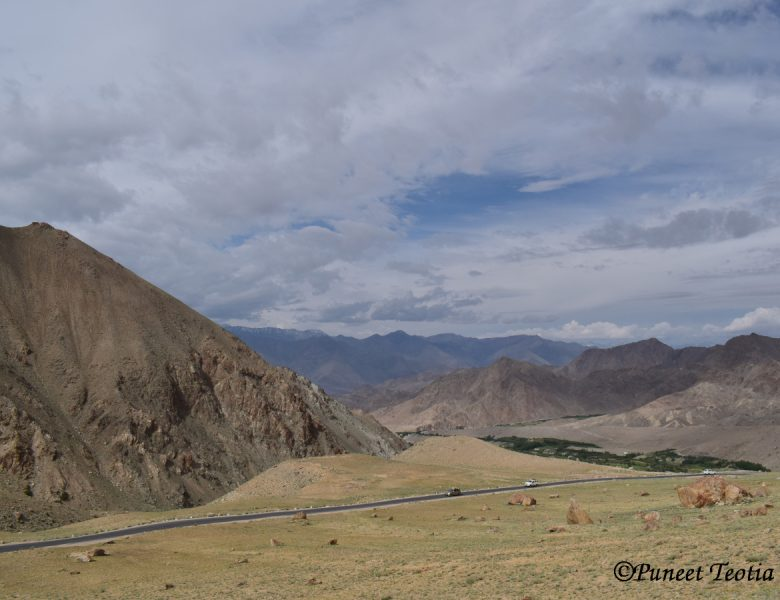 Ladakh – Trip to Nubra Valley