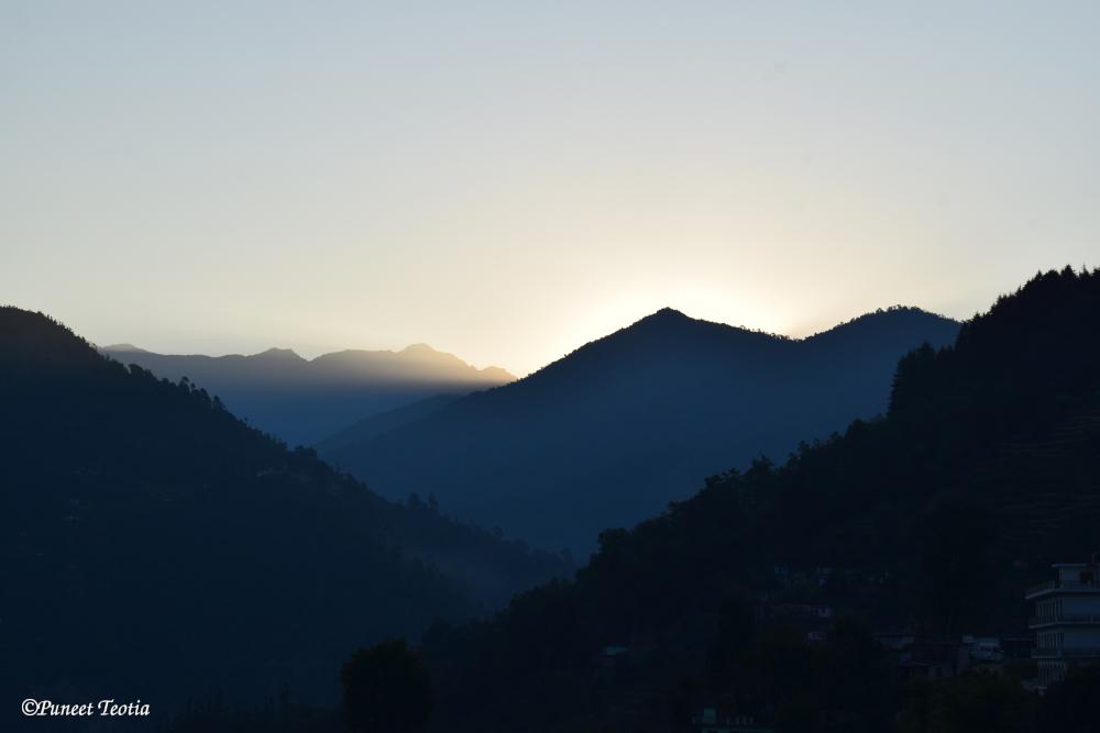 Garhwal Himalayan range