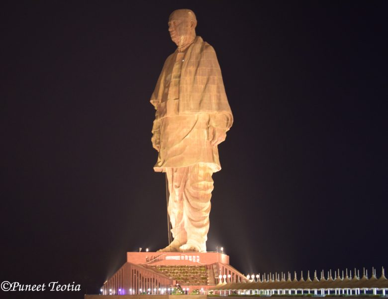 The Colossal Statue Of Unity