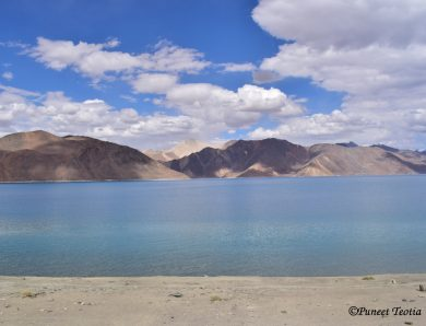 Ladakh – Pangong Lake and Rafting at Zanskar