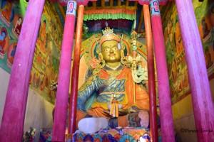Guru Padmasambhava.