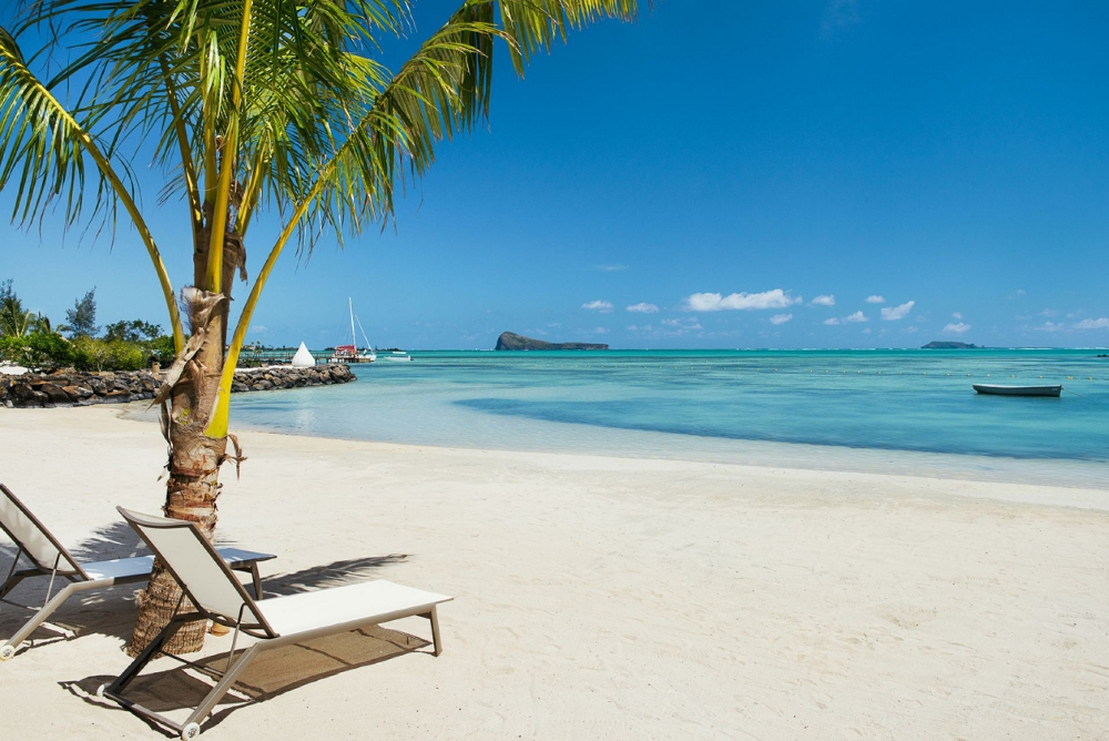Beautiful Beaches in Mauritius